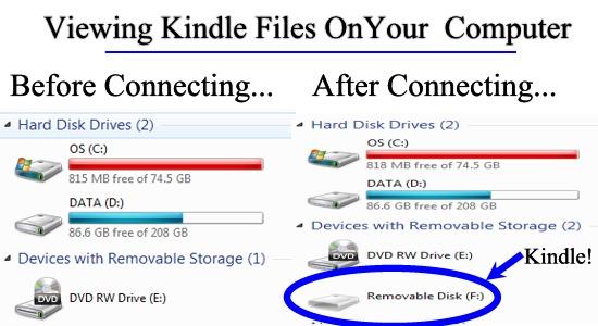 View Kindle on Computer